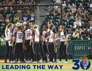 USSSA Pride Celebrates 30th Annual National Girls & Women in Sports Day