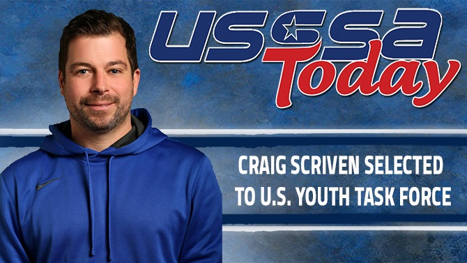 Craig Scriven Selected to U.S. Youth Task Force Committee