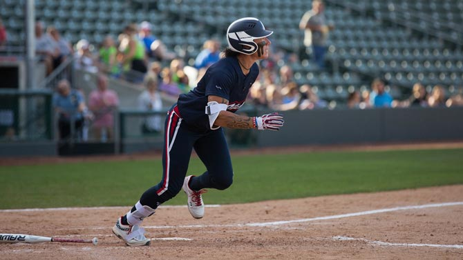 USSSA Pride take series finale with walk off vs Akron Racers