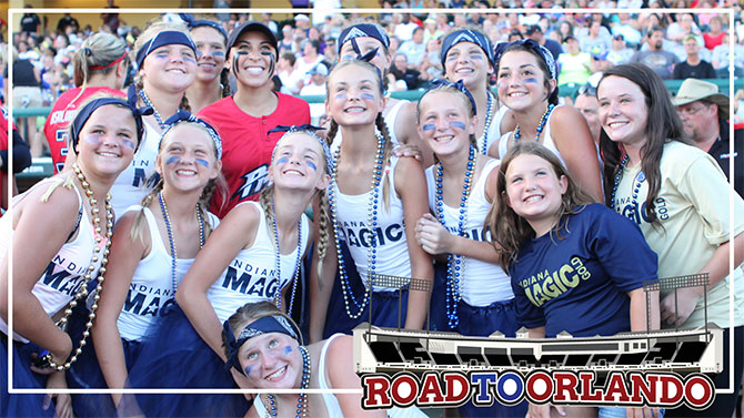 2017 USSSA Road to Orlando Fastpitch World Series Dates Announced