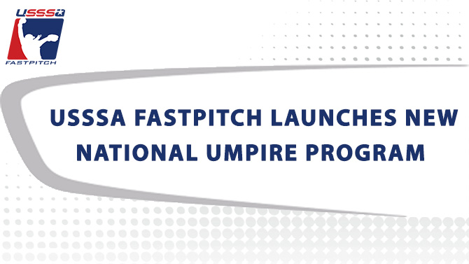 ​USSSA Fastpitch Launches New National Umpire Program ​