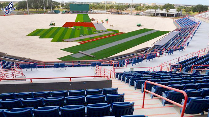 USSSA Continues to Make Stadium Upgrades