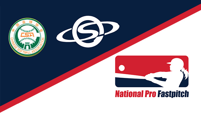 National Pro Fastpitch Announces Addition of Chinese Team Beginning with 2017 Season