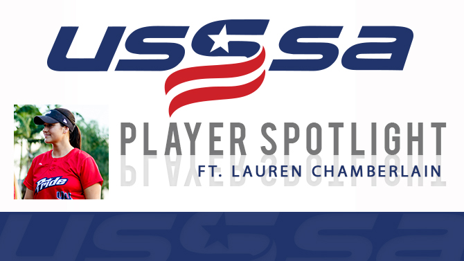 Player Spotlight: Lauren Chamberlain