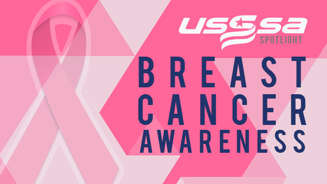USSSA Spotlight: Breast Cancer Awareness