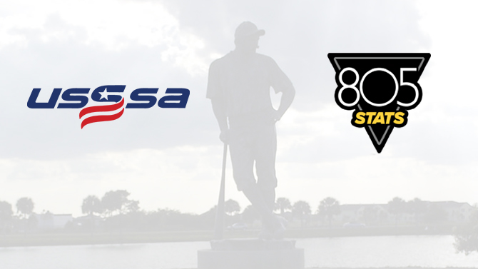 USSSA Partners with 805stats to Bring Pro-Level Scorekeeping and Statistics to All Levels of Sports