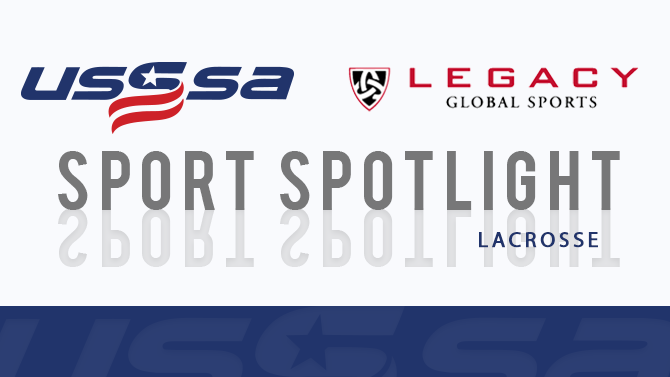 USSSA Lacrosse Announces Strategic Partnership With LEGACY Global Sports