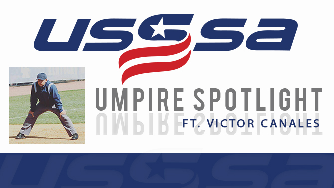 Victor Canales Appointed as the USSSA National Coordinator of Fastpitch Officials